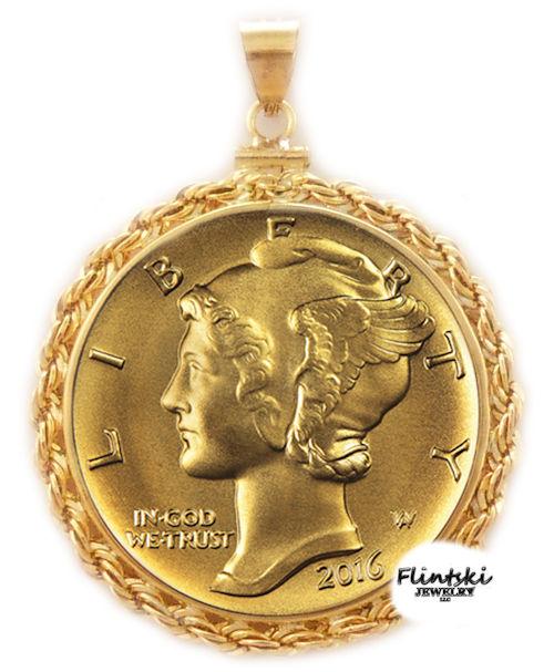 flintski coin bezels