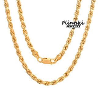 Chains 22k Gold Plated