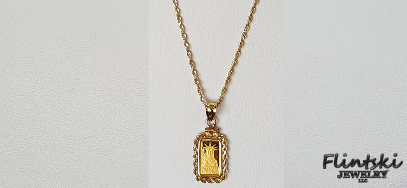 14k Gold 1 Gram