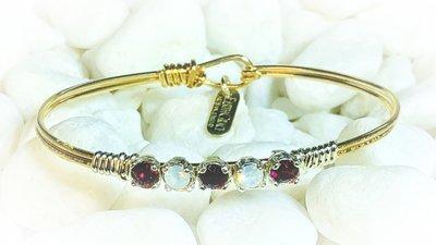 Earth Grace Game Day Bracelet Flintski Jewelry